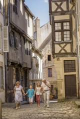 Centre Historique de Moulins - Allier © L. Olivier