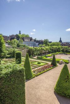 jardin Wilson de Montluçon - Parc botanique Allier © Luc OLIVIER