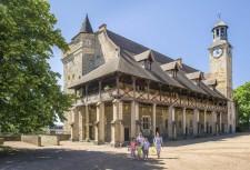 Château des Ducs de Bourbon - Montluçon © L. Olivier
