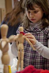 Ateliers enfants © Pascal François / CNCS