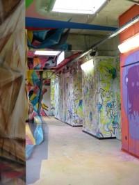 Street Art City - Lurcy-Lévis © A. Vassel