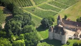 Château de Chareil-Cintrat © L. Leroux