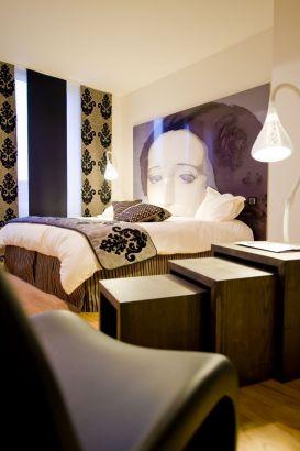 Hôtel de luxe Allier © Maison Décoret - Vichy