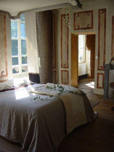 Chambre d'hôtes Allier © Cognat-l'yonne