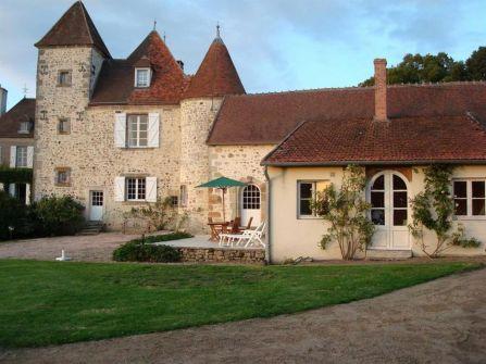 Gite du Château du Montais (Allier) © Gites de France