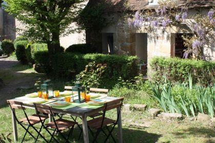 Maison de Famille de CERILLY © Gites de France