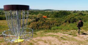 Disc Golf © Disc Golf - Domaine des Grandes Côtes
