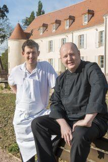 Xavier Robert et Stéphane Roesch © Le Château du Bost