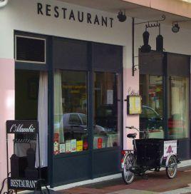 Le restaurant © L'Alambic à Vichy