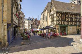 Centre historique de Montluçon © Luc OLIVIER