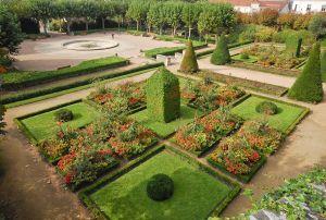 Jardin Wilson - Montluçon © Luc OLIVIER