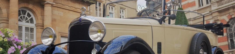 Clubs de voitures anciennes