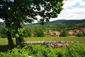 Village de la Montagne bourbonnaise © Rémy Lacroix