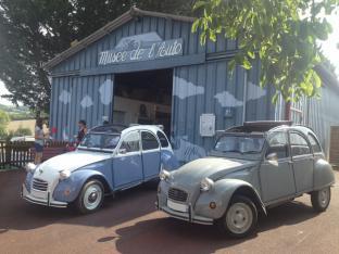 Musée Automobile de Bellenaves © Musée Automobile de Bellenaves