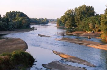 Rando-fishing Le Veudre dans l'Allier