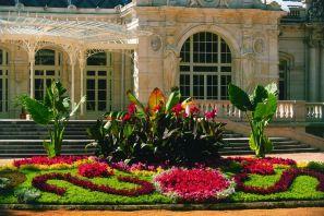 Vichy - ville fleurie de l'Allier