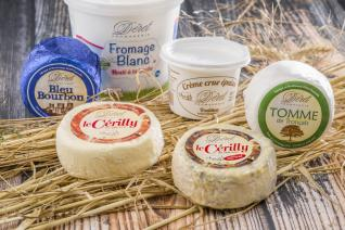 Fromages Déret - Cérilly © Luc Olivier
