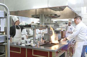 Cuisine de la Brasserie de l'Hôtel de Paris à Moulins © Hôtel de Paris - Eliophot