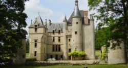 Château de l'Augère : Château dans l'Allier © Chateau de l'Augère - Agonges