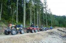 randonnée quad dans l'Allier © Aventure Extreme