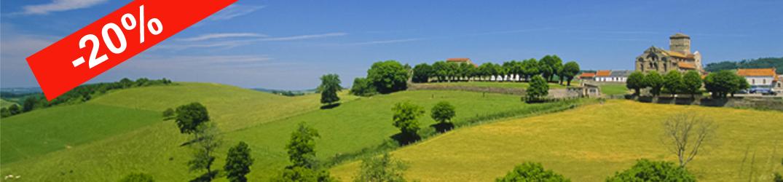 - 20 % sur vos vacances nature en Allier - Auvergne