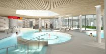 Néris-les-Bains - Les Nériades © DHA architectes urbanistes