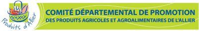 Comité départemental de promotion des produits agricoles et agroalimentaires de l'Allier © CDPA