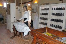 musée du lavage et du repassage Verneuil-en-Bourbonnais © CDT Allier