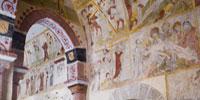 La route des églises peintes