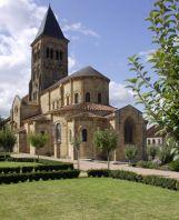 Eglise de Saint-Menoux © Jérôme Mondière