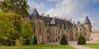 Le château de La Palice raconté aux plus jeunes