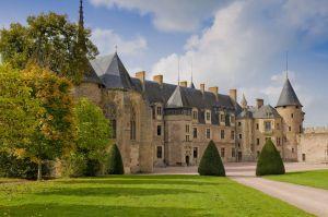 Château de La Palice à Lapalisse © Luc OLIVIER / CDT 03