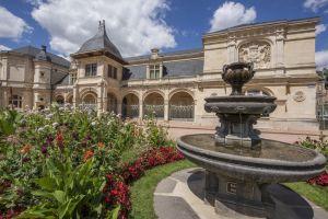 Pavillon Anne-de-Beaujeu à Moulins © Luc OLIVIER / CDT 03