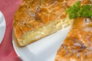 Pâté aux pommes de terre bourbonnais © Luc OLIVIER / CDT  03