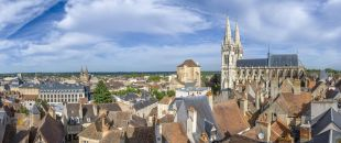 Forteresse médiévale de Bourbon l'Archambault © Luc Olivier