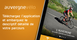 Application Auvergne Vélo