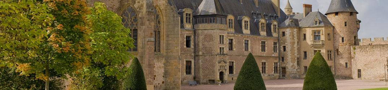 500 châteaux