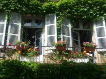 patrimoine et demeures de l'Allier © restaurant des Cours