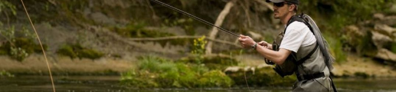 Séjour ou week-end à la pêche