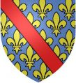 Blason France departement Allier - Histoire Allier
