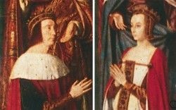 Les Bourbons : Pierre et Anne de Beaujeu