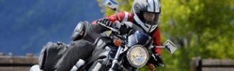 L'Allier à moto