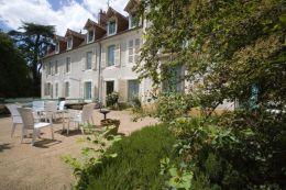 Hôtel du Parc des Rivalles à Néris-les-Bains - Hôtel Allier © Jérôme Mondière