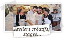 Ateliers créatifs et stages Coin des Bourbonnais - Allier © Luc Olivier