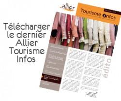 Allier Tourisme Infos n°22 - juin 2016