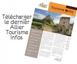 Allier Tourisme Infos n°23 - décembre 2016