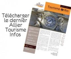 Télécharger le dernier Allier Tourisme Infos